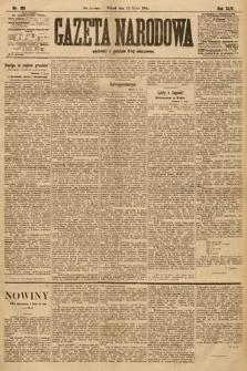 Gazeta Narodowa. 1904, nr163