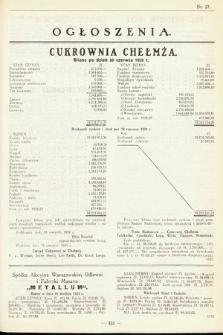 Ogłoszenia [dodatek do Dziennika Urzędowego Ministerstwa Skarbu]. 1929, nr27