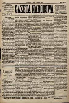 Gazeta Narodowa. 1900, nr9