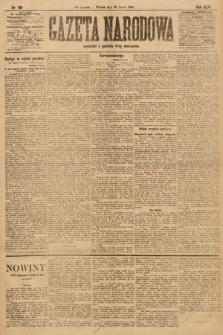 Gazeta Narodowa. 1904, nr169