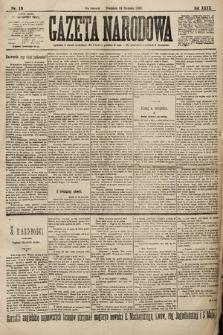 Gazeta Narodowa. 1900, nr13