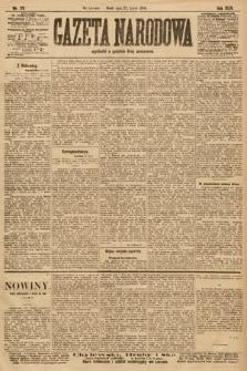 Gazeta Narodowa. 1904, nr170