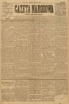 Gazeta Narodowa. 1904, nr172