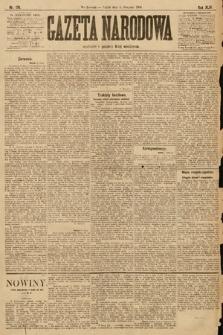Gazeta Narodowa. 1904, nr178