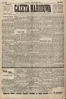 Gazeta Narodowa. 1900, nr23