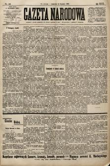 Gazeta Narodowa. 1900, nr24