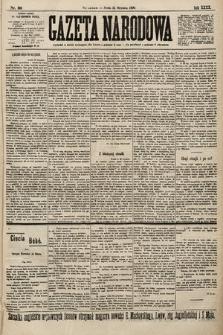 Gazeta Narodowa. 1900, nr30