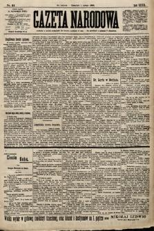 Gazeta Narodowa. 1900, nr31