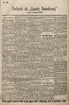 Gazeta Narodowa. 1900, nr33