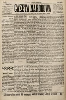 Gazeta Narodowa. 1900, nr38