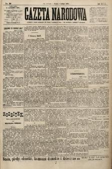 Gazeta Narodowa. 1900, nr39