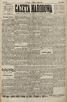 Gazeta Narodowa. 1900, nr41