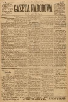 Gazeta Narodowa. 1904, nr199
