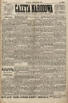 Gazeta Narodowa. 1900, nr46