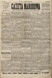 Gazeta Narodowa. 1900, nr48
