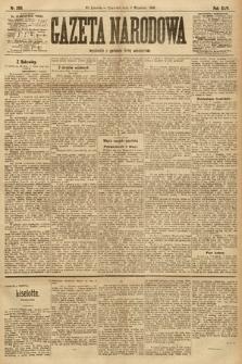 Gazeta Narodowa. 1904, nr206