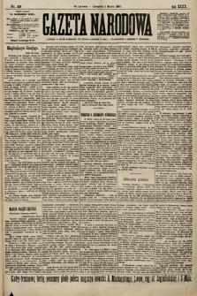 Gazeta Narodowa. 1900, nr59