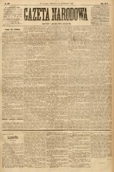 Gazeta Narodowa. 1904, nr214