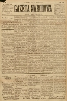 Gazeta Narodowa. 1904, nr216