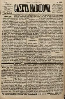Gazeta Narodowa. 1900, nr64