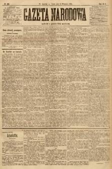 Gazeta Narodowa. 1904, nr218