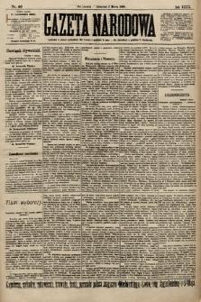 Gazeta Narodowa. 1900, nr66
