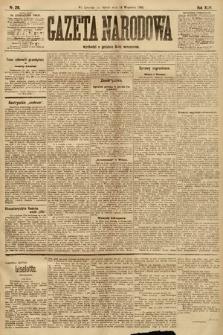 Gazeta Narodowa. 1904, nr219