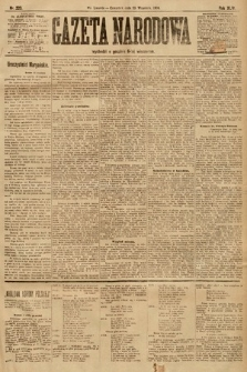Gazeta Narodowa. 1904, nr223