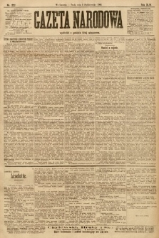 Gazeta Narodowa. 1904, nr227