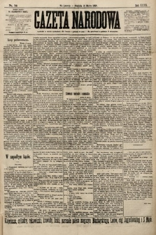 Gazeta Narodowa. 1900, nr76
