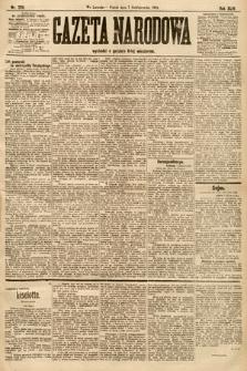 Gazeta Narodowa. 1904, nr229