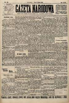 Gazeta Narodowa. 1900, nr79