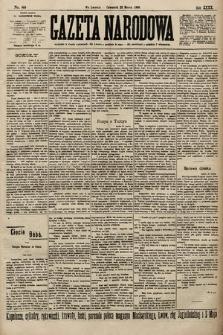 Gazeta Narodowa. 1900, nr80