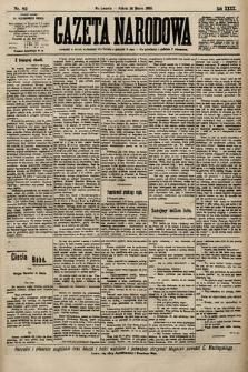 Gazeta Narodowa. 1900, nr82