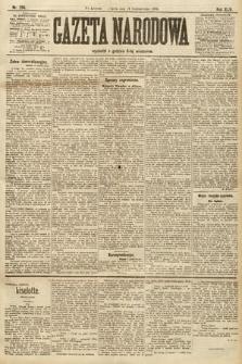 Gazeta Narodowa. 1904, nr235