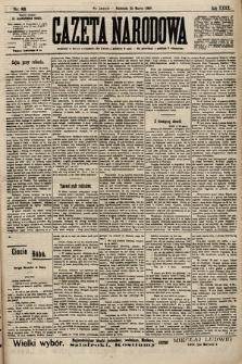 Gazeta Narodowa. 1900, nr83