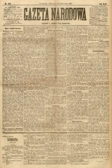 Gazeta Narodowa. 1904, nr242