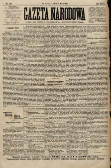 Gazeta Narodowa. 1900, nr89