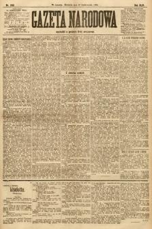 Gazeta Narodowa. 1904, nr243
