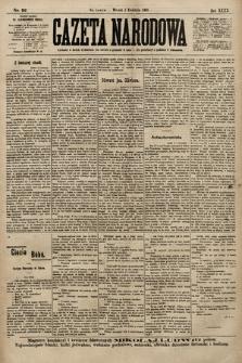 Gazeta Narodowa. 1900, nr92