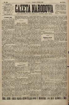 Gazeta Narodowa. 1900, nr94