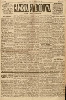 Gazeta Narodowa. 1904, nr247