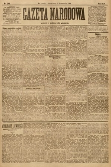Gazeta Narodowa. 1904, nr248