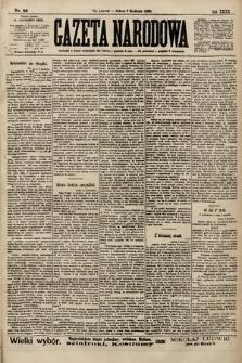 Gazeta Narodowa. 1900, nr96