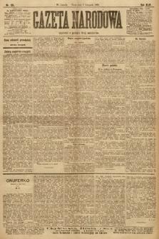 Gazeta Narodowa. 1904, nr251