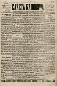 Gazeta Narodowa. 1900, nr102