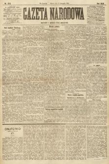 Gazeta Narodowa. 1904, nr253