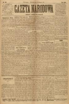 Gazeta Narodowa. 1904, nr257
