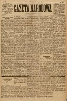 Gazeta Narodowa. 1904, nr258
