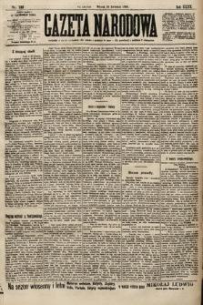 Gazeta Narodowa. 1900, nr112